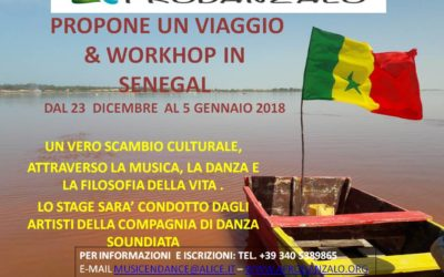 VIAGGIO & WORKHOP IN SENEGAL