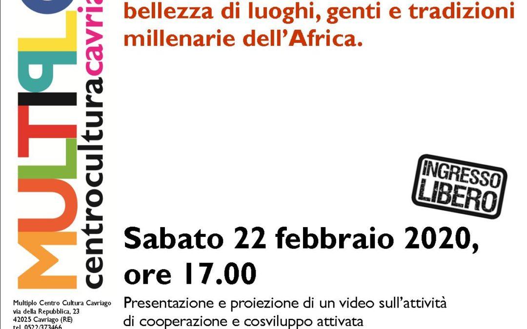 Multiplo centrocultura Cavriago Sabato 22 Febbraio 2020