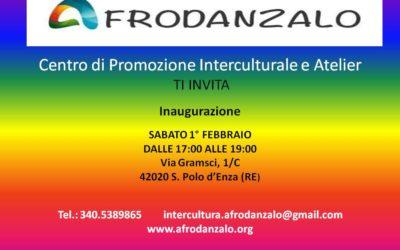 Inaugurazione centro di promozione interculturale Afrodanzalo