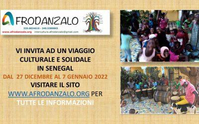 Viaggio e Workshop in Senegal