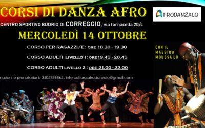 Corsi di danza Afro